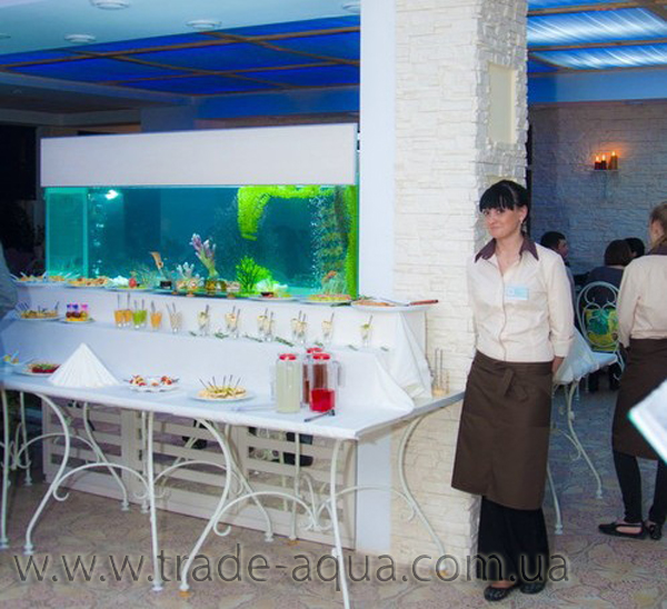 Dekorativnyj-akvarium-dlja-restorana